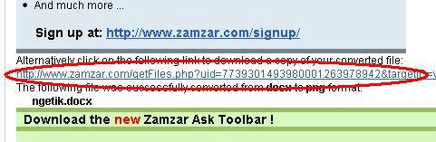 konversi file online